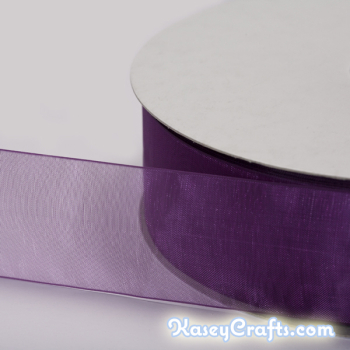 OR285_plum_ribbon_organza_sheer