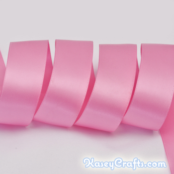 P189_hot_pink_ribbon_satin_double_faced