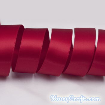 P268_dark_red_ribbon_satin_double_faced